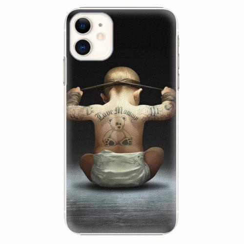 Plastový kryt iSaprio - Crazy Baby - iPhone 11