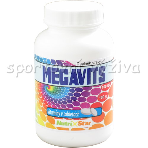 Megavits 100 tablet