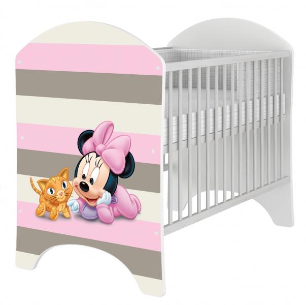 babyboo-detska-postylka-disney-baby-minnie-120x60cm