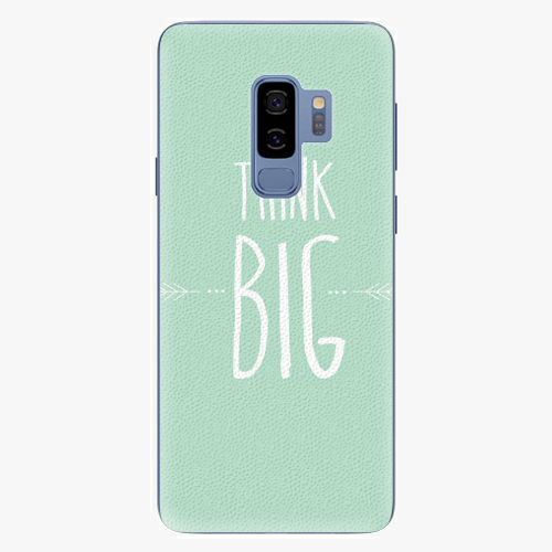 Plastový kryt iSaprio - Think Big - Samsung Galaxy S9 Plus