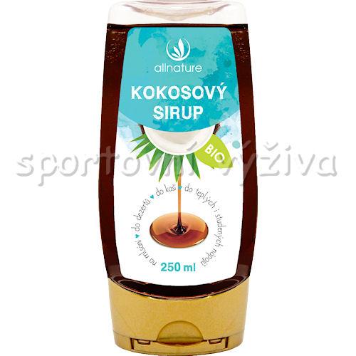 Allnature BIO Kokosový sirup 350g