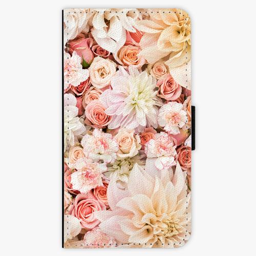 Flipové pouzdro iSaprio - Flower Pattern 06 - Lenovo Moto G4 / G4 Plus