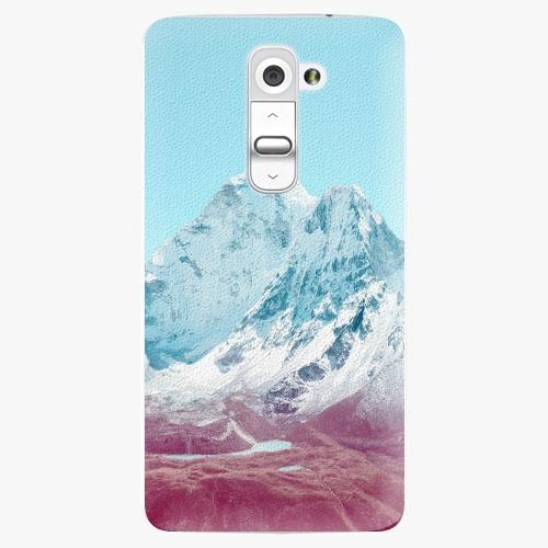 Plastový kryt iSaprio - Highest Mountains 01 - LG G2 (D802B)