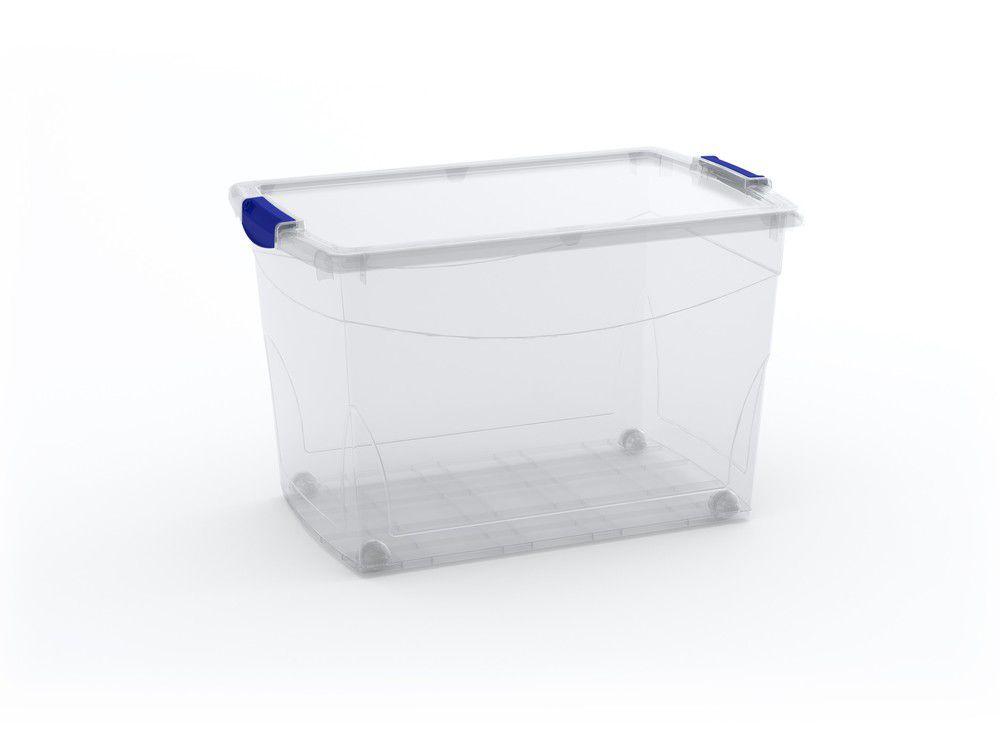 Transparentní úložný box OMNI KIS - XL