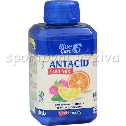 Antacid žvýkací XXL 180 tablet ovocný
