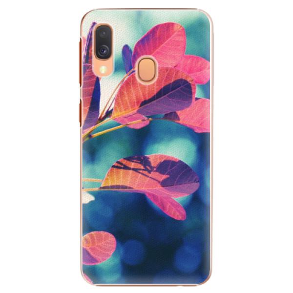 Plastové pouzdro iSaprio - Autumn 01 - Samsung Galaxy A40
