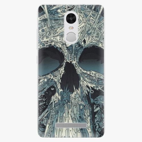 Plastový kryt iSaprio - Abstract Skull - Xiaomi Redmi Note 3 Pro
