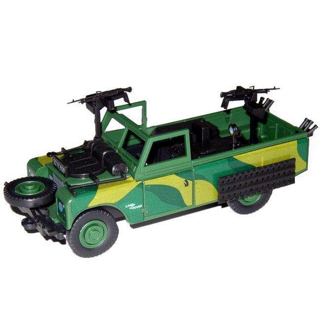 SEVA Monti System 29 Auto Land Rover COMMANDO MS29 0101-29