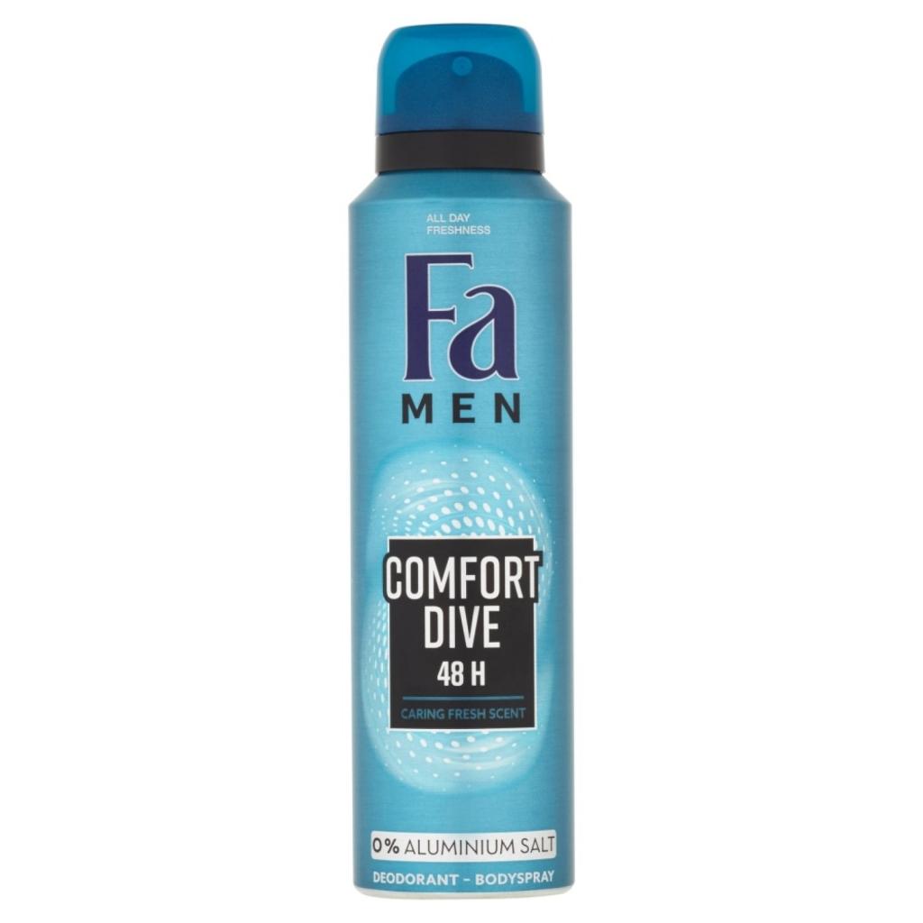 Men Comfort Dive deodorant 150 ml