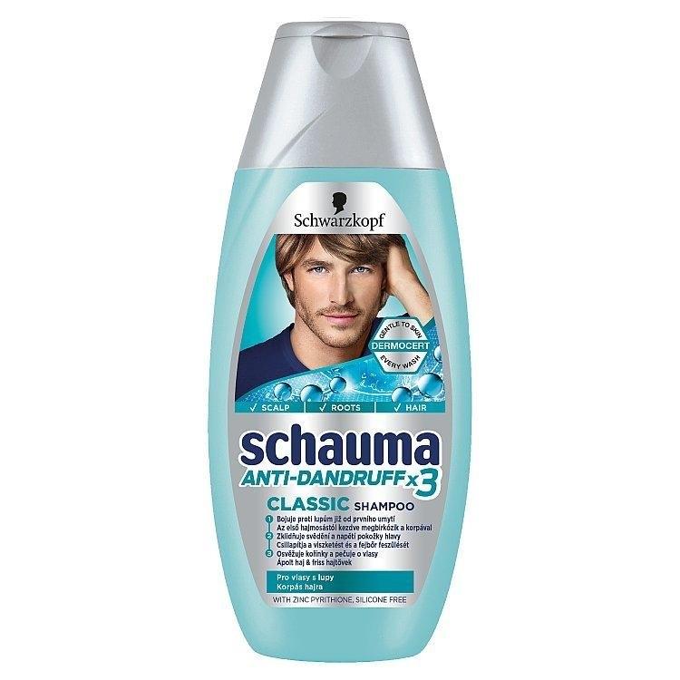 Schauma Classic šampon proti lupům 250 ml