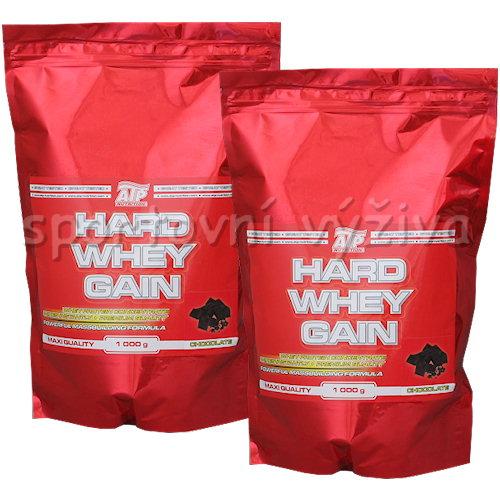2x Hard Whey Gainer - 1kg-cokolada