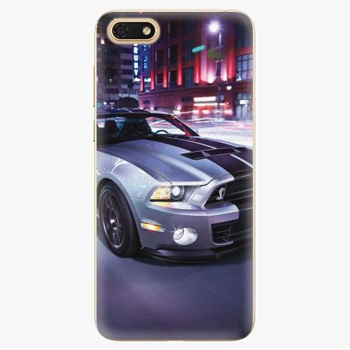 Plastový kryt iSaprio - Mustang - Huawei Honor 7S