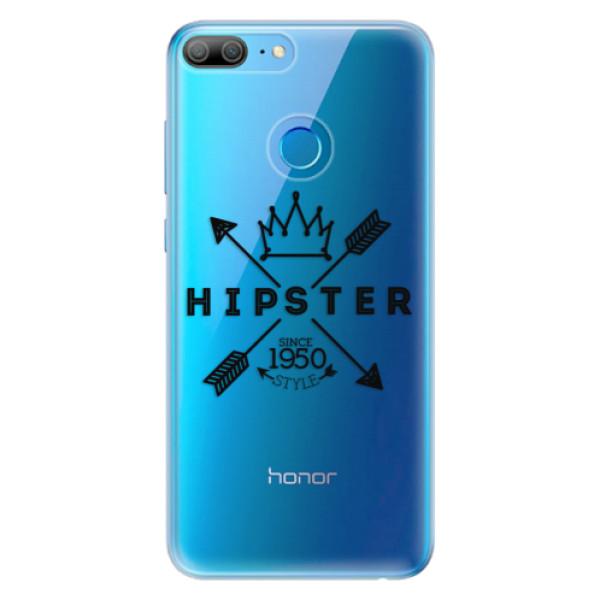 Odolné silikonové pouzdro iSaprio - Hipster Style 02 - Huawei Honor 9 Lite