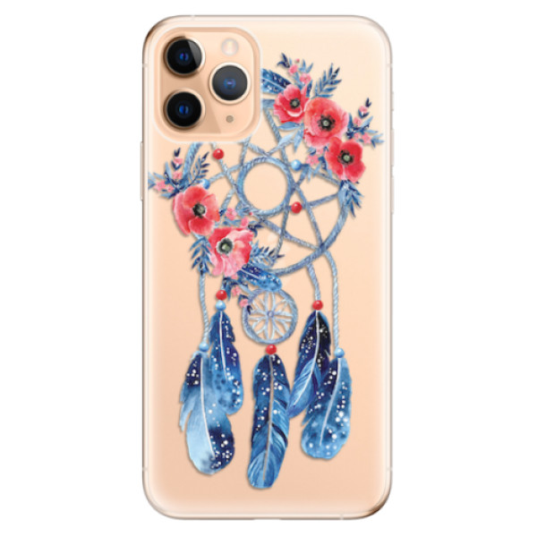 Odolné silikonové pouzdro iSaprio - Dreamcatcher 02 - iPhone 11 Pro