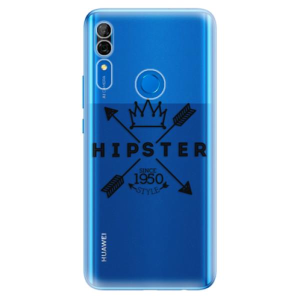 Odolné silikonové pouzdro iSaprio - Hipster Style 02 - Huawei P Smart Z