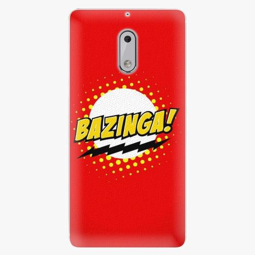 Plastový kryt iSaprio - Bazinga 01 - Nokia 6