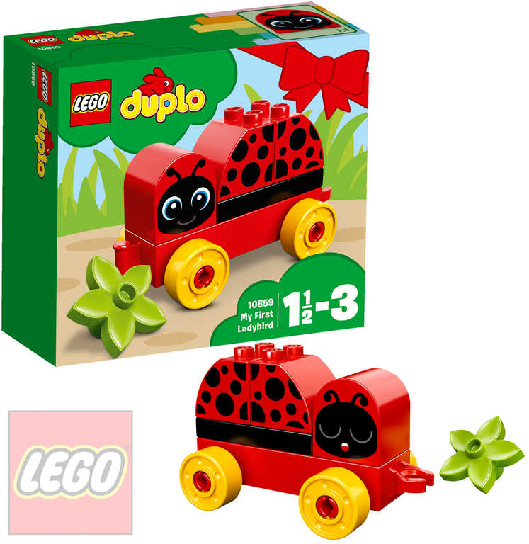 LEGO DUPLO Moje první beruška STAVEBNICE 10859