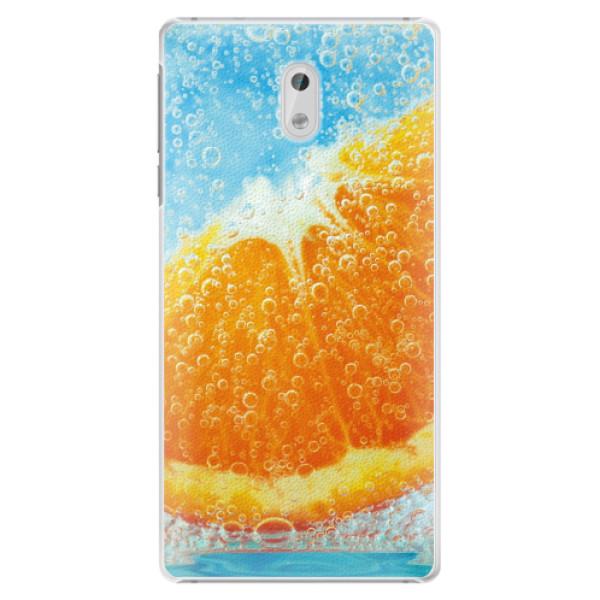 Plastové pouzdro iSaprio - Orange Water - Nokia 3