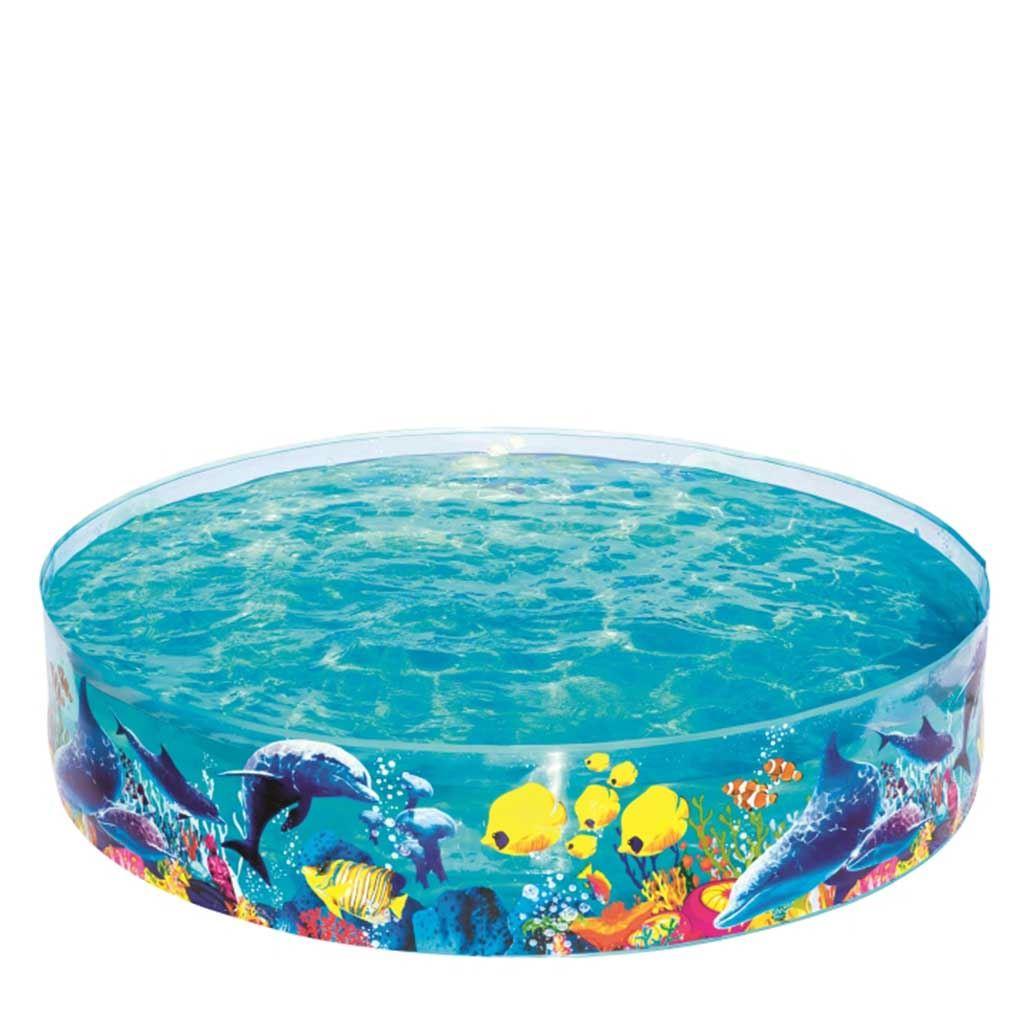 Dětský bazén s pevnou stěnou Bestway