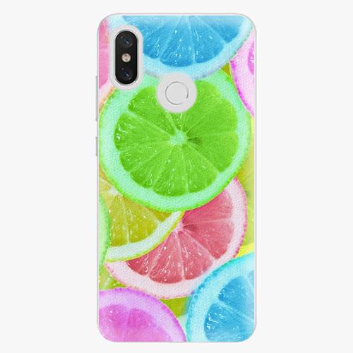 Plastový kryt iSaprio - Lemon 02 - Xiaomi Mi 8