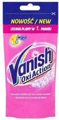 Vanish Oxi Action tekutý odstraňovač skvrn 100 ml