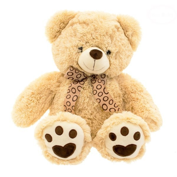 Plyšový medvídek 65cm - béžový