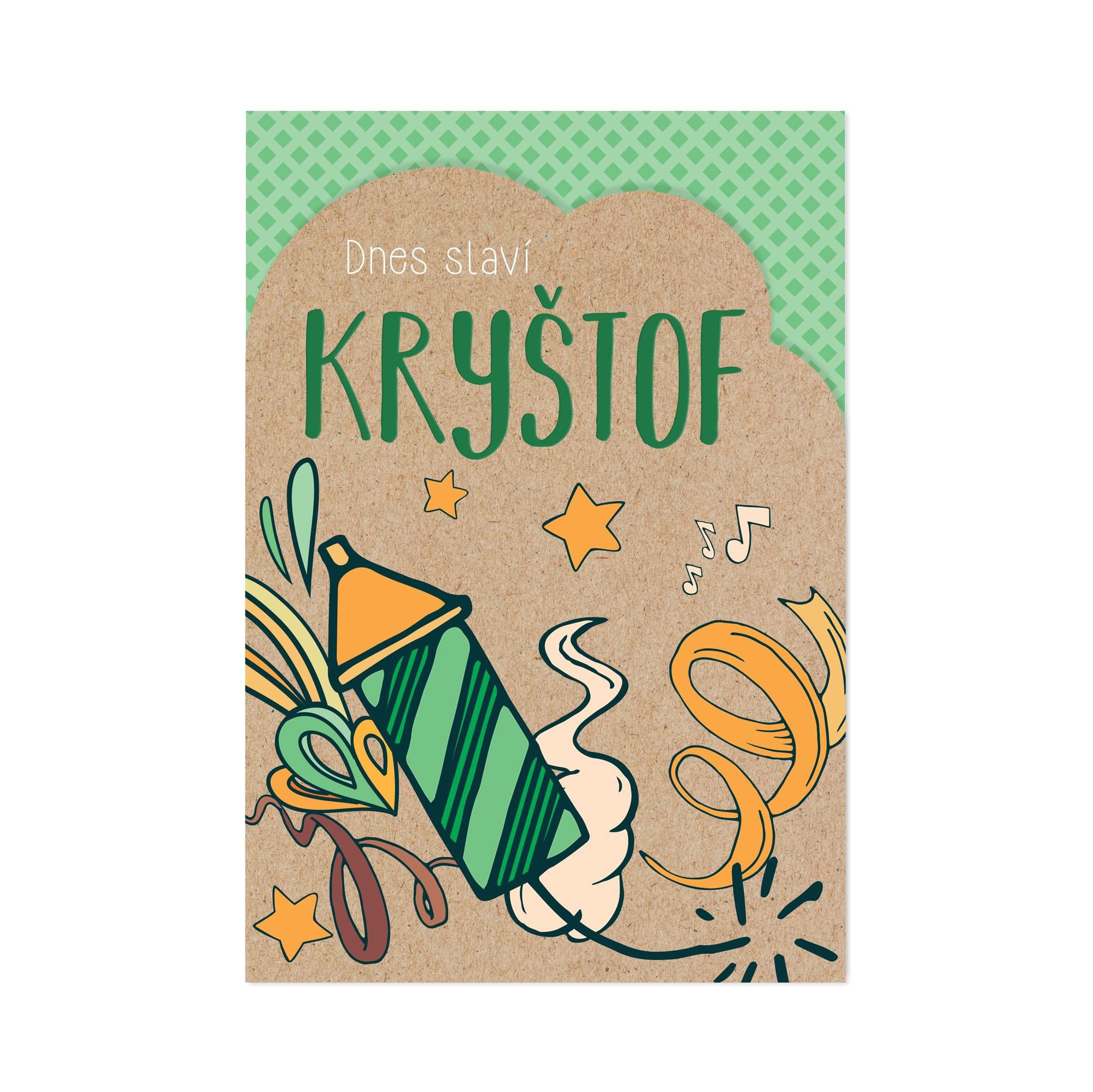 Přání - Kryštof