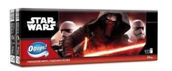 Papírové kapesníčky čtyřvrstvé Star Wars 10ks