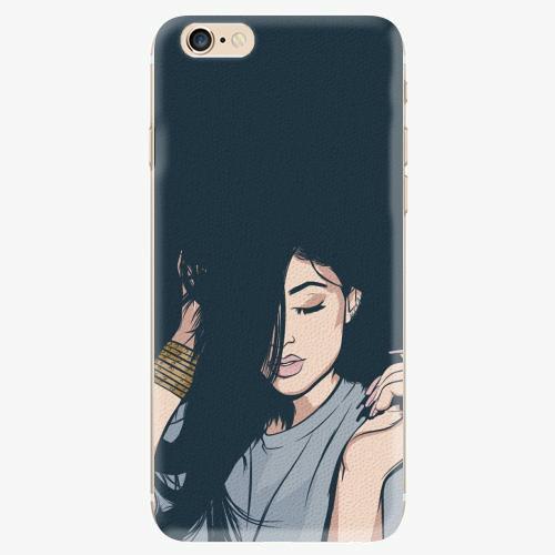 Plastový kryt iSaprio - Swag Girl - iPhone 6/6S