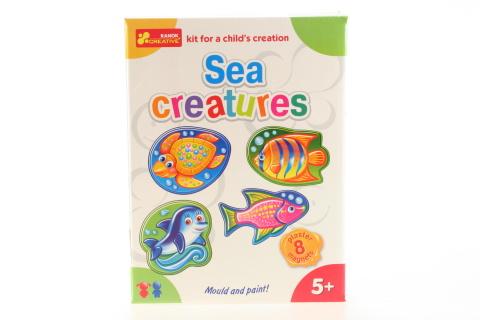 Výroba magnetů - mořský svět