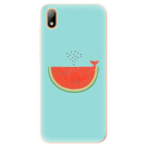 Odolné silikonové pouzdro iSaprio - Melon - Huawei Y5 2019