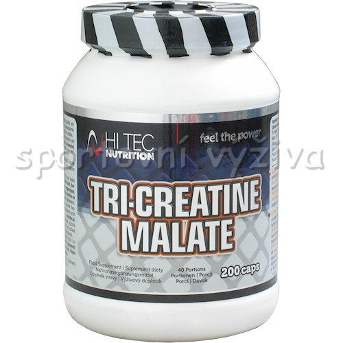 Tri Creatine Malate 200 kapslí