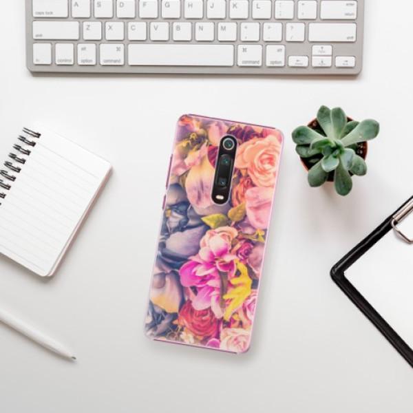 Plastové pouzdro iSaprio - Beauty Flowers - Xiaomi Mi 9T
