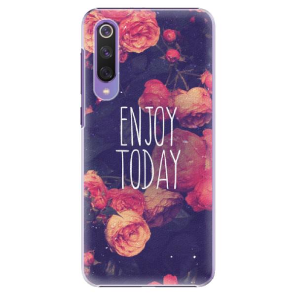 Plastové pouzdro iSaprio - Enjoy Today - Xiaomi Mi 9 SE