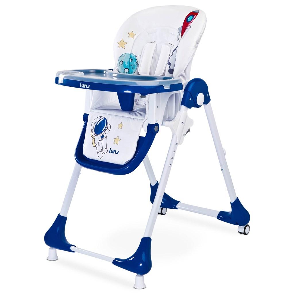 Jídelní židlička CARETERO Luna