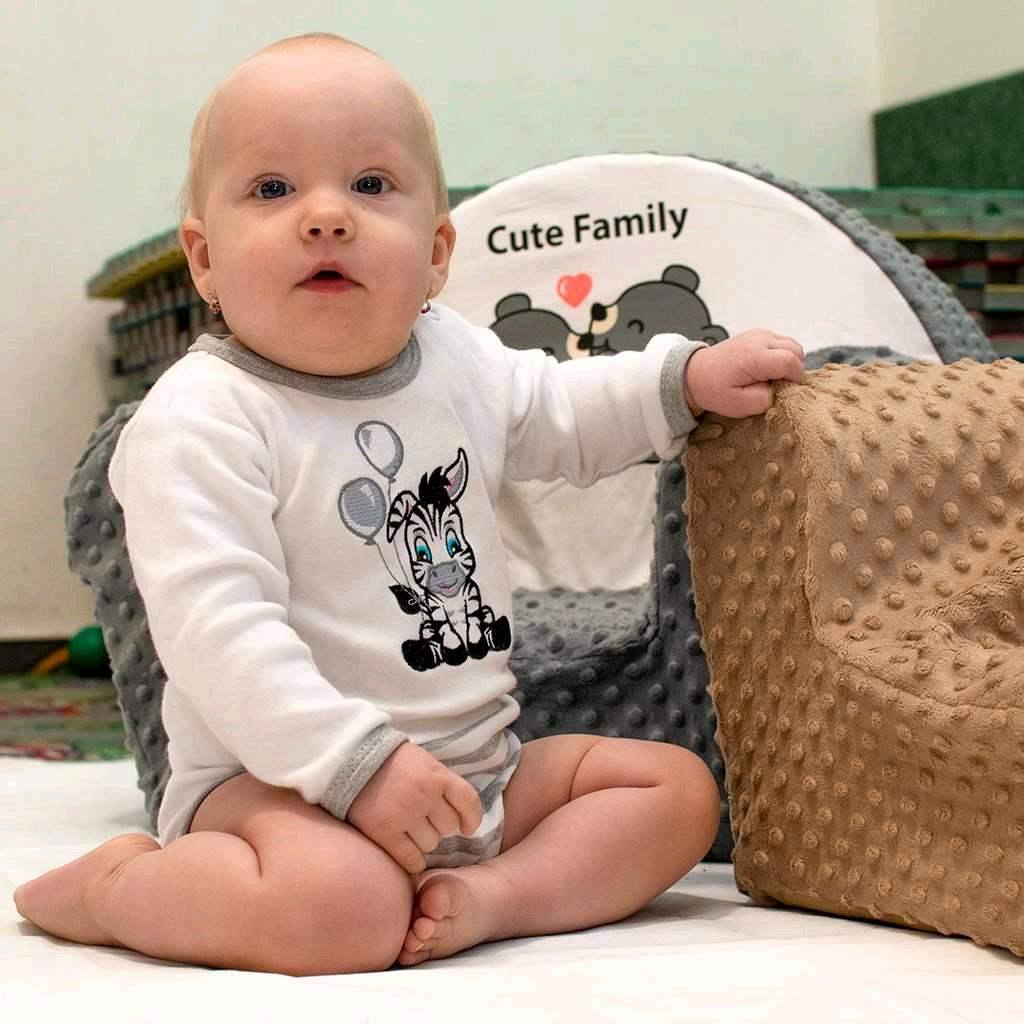 Kojenecký bavlněný overal New Baby Zebra exclusive