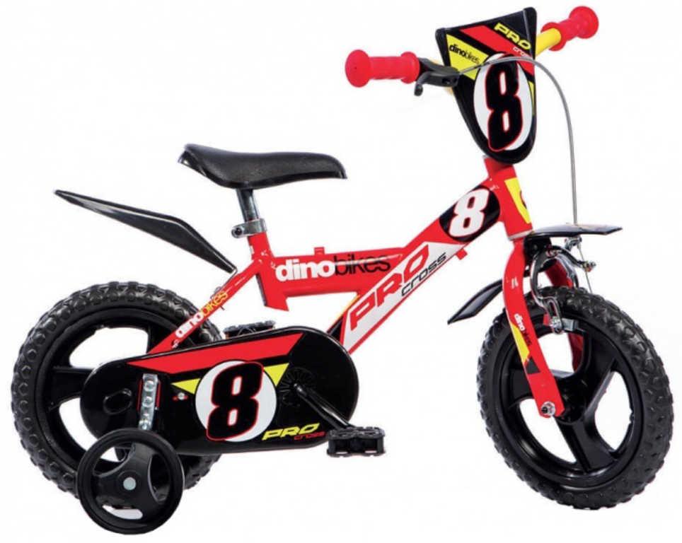ACRA Dětské kolo Dino Bikes 12