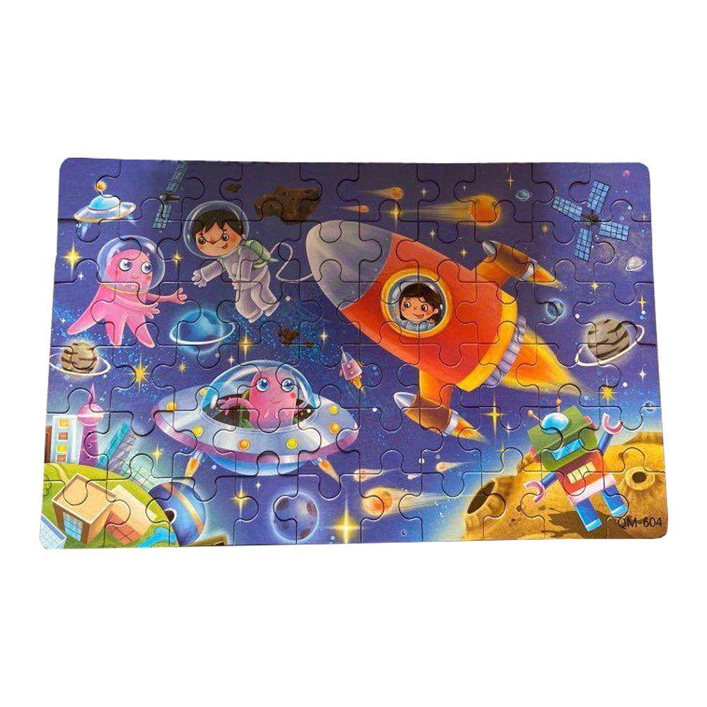 Dětské puzzle - vesmír