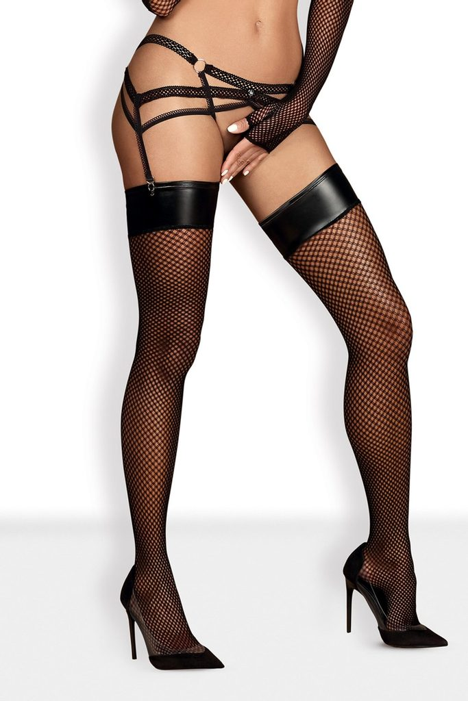 Dámské punčochy Darkie stocking - L/XL