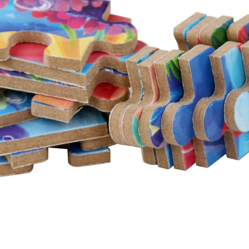 Dětské puzzle - království
