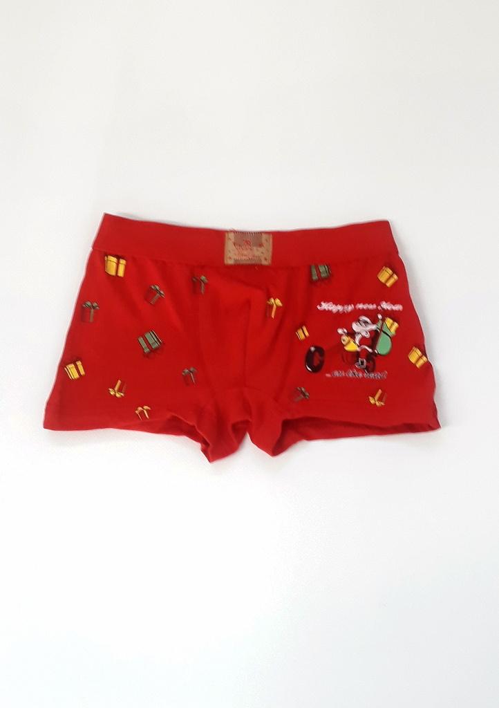 Chlapecké boxerky Gasolino R230 3 Červená