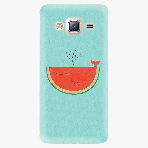 Plastový kryt iSaprio - Melon - Samsung Galaxy J3
