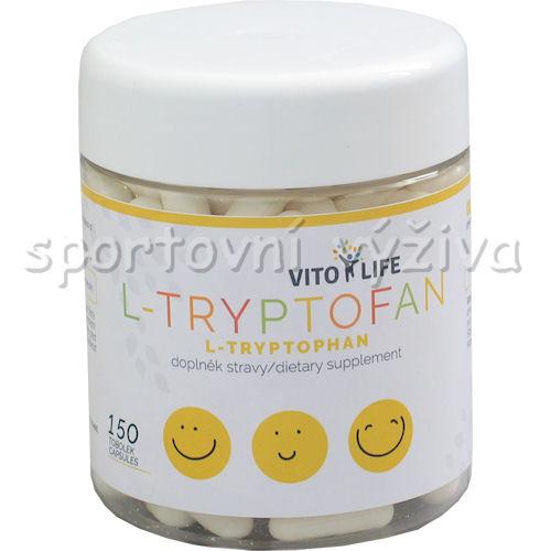 L-Tryptofan 150 kapslí
