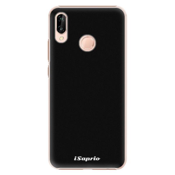 Plastové pouzdro iSaprio - 4Pure - černý - Huawei P20 Lite