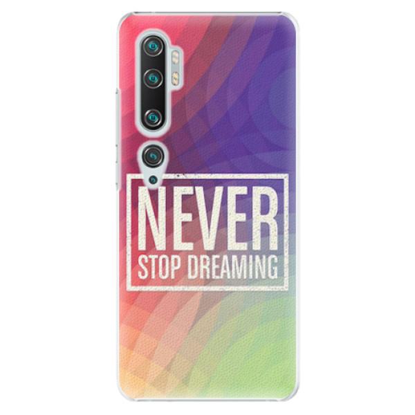 Plastové pouzdro iSaprio - Dreaming - Xiaomi Mi Note 10 / Note 10 Pro