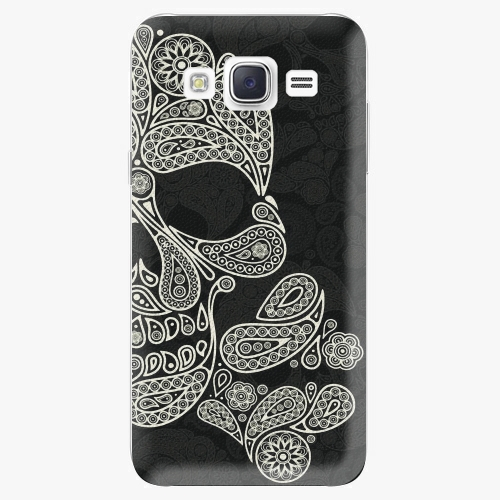 Plastový kryt iSaprio - Mayan Skull - Samsung Galaxy J5