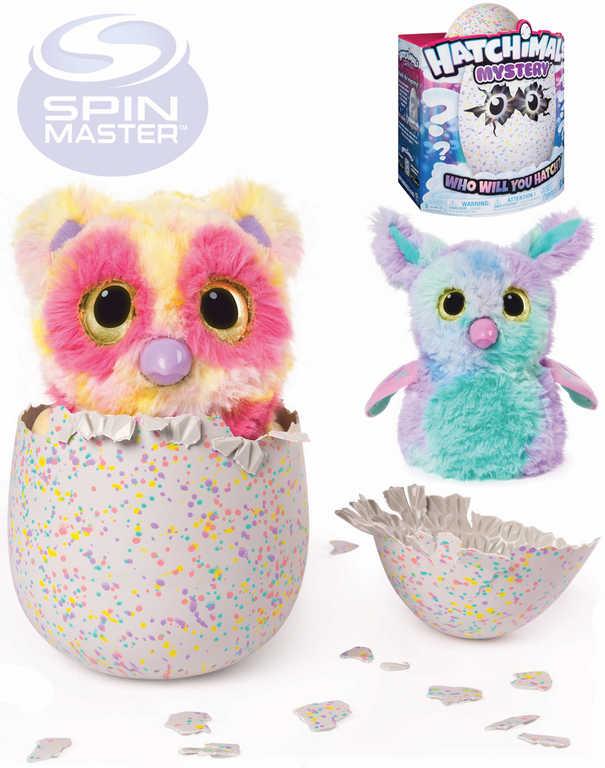 SPIN MASTER Hatchimals Mystery Egg interaktivní zvířátko na baterie - 4 druhy