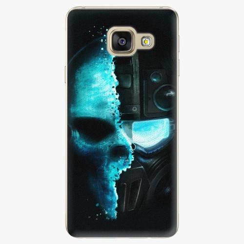 Plastový kryt iSaprio - Roboskull - Samsung Galaxy A3 2016