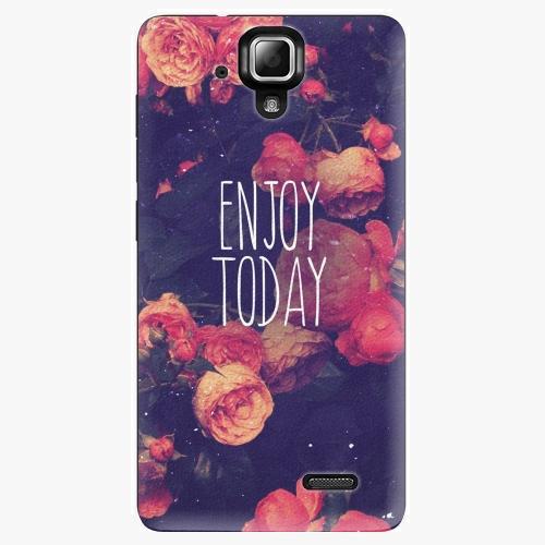 Plastový kryt iSaprio - Enjoy Today - Lenovo A536