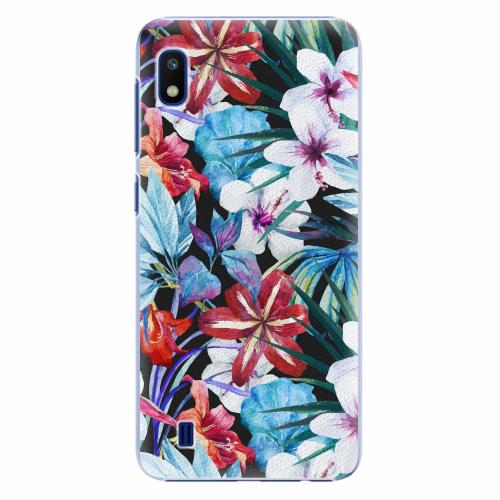 Plastový kryt iSaprio - Tropical Flowers 05 - Samsung Galaxy A10